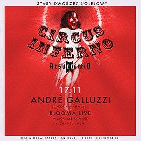Koncerty: Circus Inferno - Resurrectio!