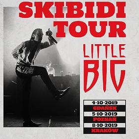 "Koncerty: LITTLE BIG ""Skibidi Tour"" - Poznań"