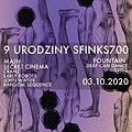 Muzyka klubowa: 9. Urodziny Sfinks700 | Secret Cinema, Sopot