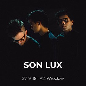 Koncerty: Son Lux