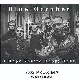 Koncerty: Blue October