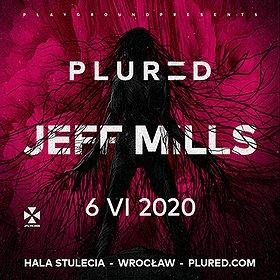 Muzyka klubowa: PLURED: Jeff Mills + more