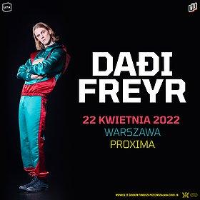 Pop / Rock: Dadi Freyr | Warszawa