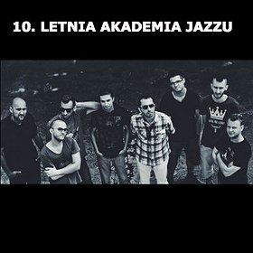 Koncerty: 10. Letnia Akademia Jazzu: Cracow Jazz Collective