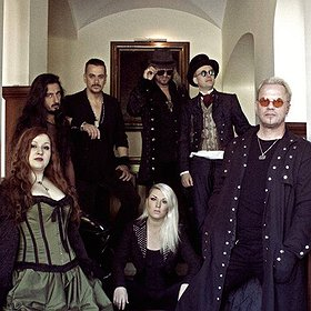 Koncerty: THERION + IMPERIAL AGE, NULL POSITIVE - WROCŁAW