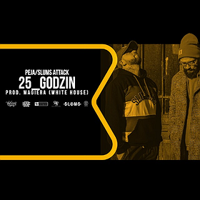 Hip Hop / Reggae: Peja/Slums Attack 27/09/19 Kraków