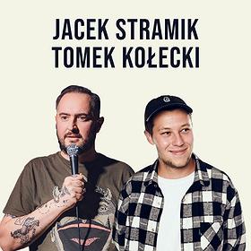 Stand-up: Stand-up Puławy: Jacek Stramik & Tomek Kołecki