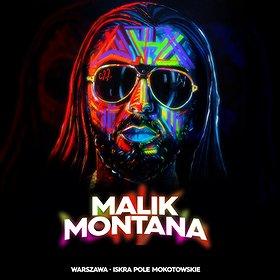 Koncerty: Malik Montana - Koncert Premierowy 022!