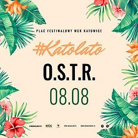 Koncerty: Katolato: O.S.T.R. - koncert odwołany