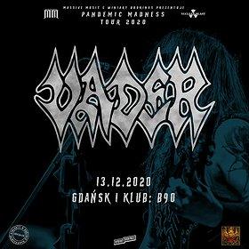 Hard Rock / Metal: Vader | Gdańsk