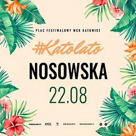 Concerts: Katolato: Nosowska