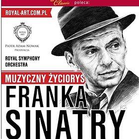 Koncerty: Muzyczny Życiorys Franka Sinatry - KONCERT ODWOŁANY!