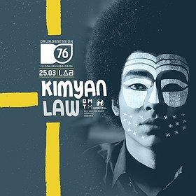 Imprezy: DrumObsession #76 with Kimyan Law