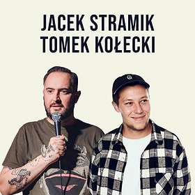Stand-up: Stand-up Kielce: Jacek Stramik & Tomek Kołecki