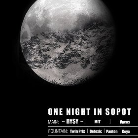 Imprezy: One Night In Sopot pres. RYSY