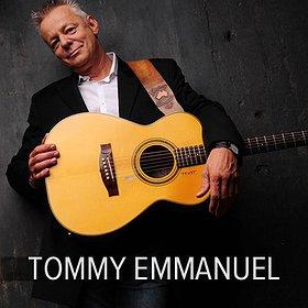 Koncerty: TOMMY EMMANUEL