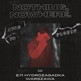 Concerts: nothing,nowhere.