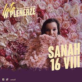 Pop / Rock: SANAH | P23, Dziedziniec Fabryki Porcelany | Katowice