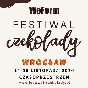 Festivals : Festiwal Czekolady Wrocław 2020