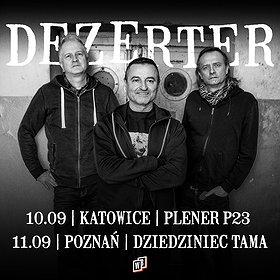 Hard Rock / Metal: Dezerter   Poznań