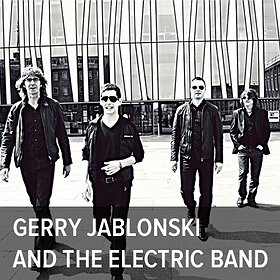 Koncerty: GERRY JABLONSKI And The Electric Band (UK)