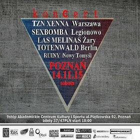 Koncerty: Koncertowe Skorpionalia w Poznaniu