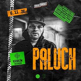 Hip Hop / Reggae: PALUCH | Hala Cracovia - koncert odwołany