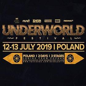 Clubbing: Underworld Festival 2019