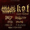 Hard Rock / Metal: Vader, Kat & Roman Kostrzewski + Gruzja, Ragehammer, Kraków