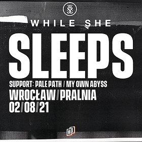 Hard Rock / Metal: While She Sleeps - koncert odwołany