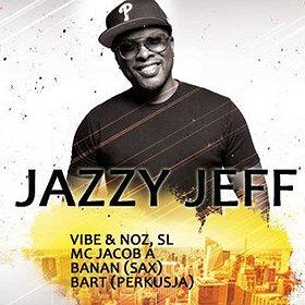 Koncerty: Jazzy Jeff