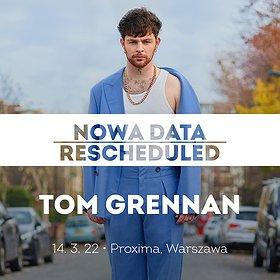 Pop / Rock: Tom Grennan