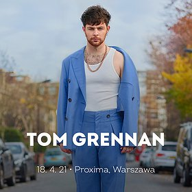 Pop / Rock: Tom Grennan