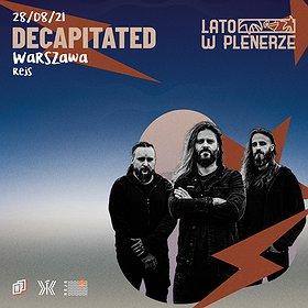 Hard Rock / Metal: Lato w Plenerze | Decapitated | Warszawa