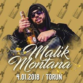 Koncerty: Malik Montana w Toruniu