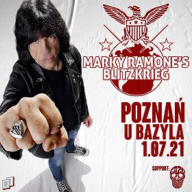 Pop / Rock: Marky Ramone's Blitzkrieg