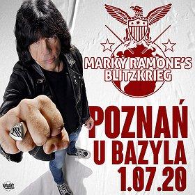 Pop / Rock : Marky Ramone's Blitzkrieg