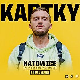 Hip Hop / Reggae: KARTKY | P23, DZIEDZINIEC FABRYKI PORCELANY | Katowice
