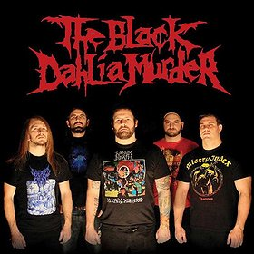 Koncerty: The Black Dahlia Murder
