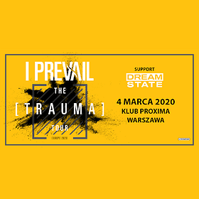 Pop / Rock: I Prevail: The Trauma Tour