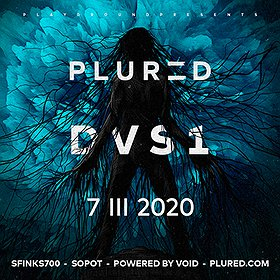 Muzyka klubowa: DVS1 (USA) by Plured x Playground