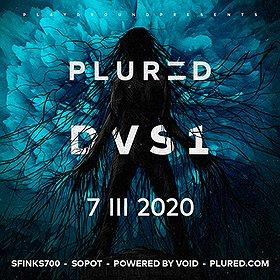 Muzyka klubowa : DVS1 (USA) by Plured x Playground