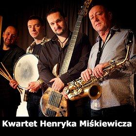 Koncerty: Jazzowa Scena SEZAMU: Kwartet Henryka Miśkiewicza
