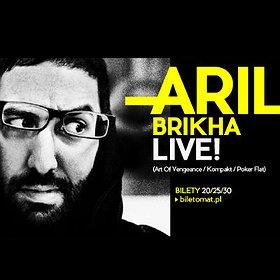 Imprezy:  FUTURISTA 006 - Aril Brikha (Art Of Vengeance / Kompakt / Poker Flat) LIVE!