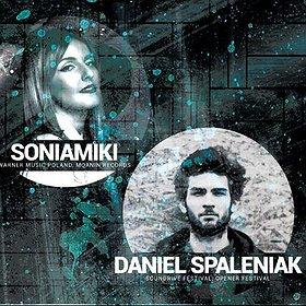 Koncerty: Soniamiki & Daniel Spaleniak