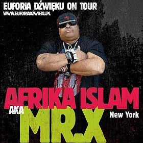 Imprezy: Nexus Club - Euforia Dźwięku on tour - MR X (Afrika Islam)