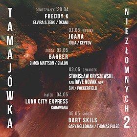 Events: TAMAjówka 2018