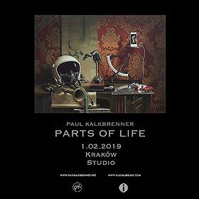 Imprezy: Paul Kalkbrenner - Parts of Life - Kraków