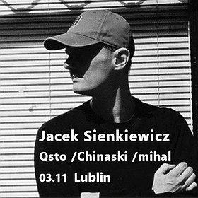 Koncerty: Jacek Sienkiewicz / Qsto / mihal / Chinaski /