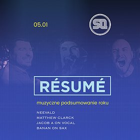 Events: Resume! - muzyczne podsumowanie roku